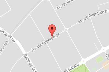 Avd/ Fuentemar nº20 Nave C2 - Coslada - Tfno: 91 671 59 00