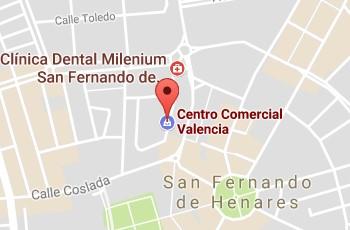 Galería comercial Valencia puesto 3 San Fernando de Henares