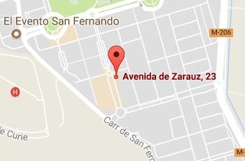 Mercadito la Fuente I: Avd/ Zarauz, 23 Parque Henares (San Fernando de Henares)