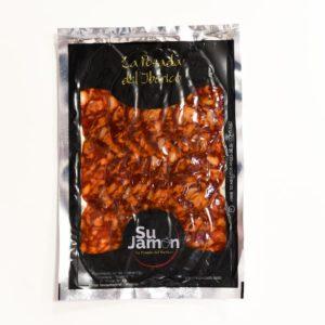 120 gr de chorizo de cebo de la marca Prefan